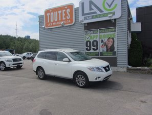 Nissan Pathfinder SV 2016 4WD 7 PASSAGERS COMME NEUF !!!