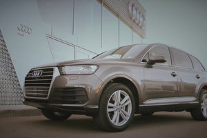 Live Your Dreams with the Audi Q7