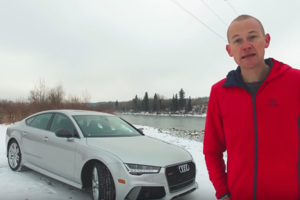 2017 Audi RS7 review from Family Wheels