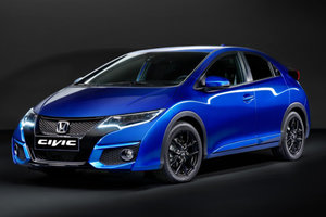 2015 Honda Civic - Staying in pole position
