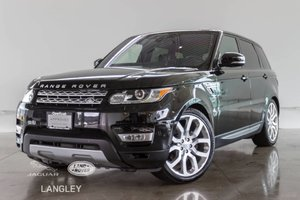 2017 Land Rover Range Rover Sport Td6 HSE - CPO - Warr to June 2024 or 160k! Finance at 2.9%