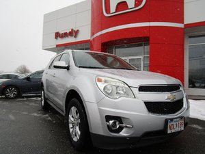 2011 Chevrolet Equinox 2LT w/power driver seat, backup cam LOCAL VEHICLE, NO ACCIDENT