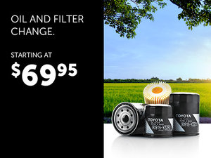 The best price for your next oil change