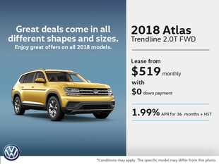Get the 2018 Atlas Today