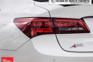2019 Acura TLX 3.5L SH-AWD w/Tech Pkg A-Spec Red in Thornhill, Ontario - 5 - w320h240px