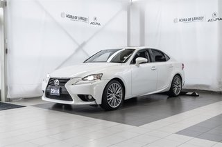 2014 Lexus IS250 AWD 6A in Langley, British Columbia - 3 - w320h240px