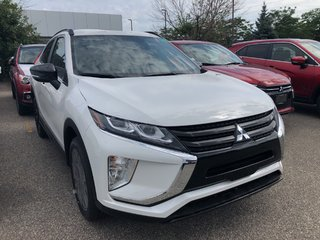 2020 Mitsubishi ECLIPSE CROSS Limited Edition S-AWC in Mississauga, Ontario - 4 - w320h240px