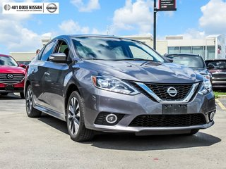 2017 Nissan Sentra 1.6 SR Turbo 6sp in Mississauga, Ontario - 3 - w320h240px