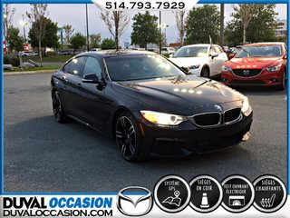 BMW 435i XDrive M-PACKAGE + TOIT OUVRANT + NAVIGATION 2015