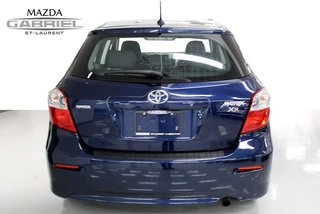 Toyota Matrix S 5-Speed MT 109000KM ONLY + ONE OWNER 2009