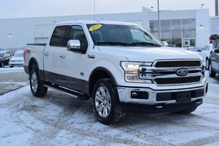 2018 Ford F150 4x4 - Supercrew King Ranch - 145