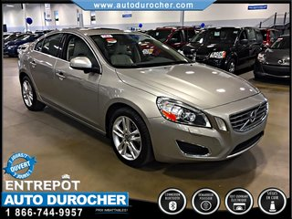 Volvo S60 AUTOMATIQUE CUIR TOIT OUVRANT AWD 2012