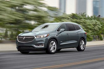 2018 Buick Enclave: improvements everywhere in the new Enclave