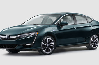 2018 Honda Clarity: the future is here