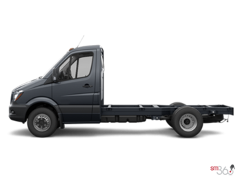 2018 Mercedes-Benz Sprinter CAB CHASSIS 3500