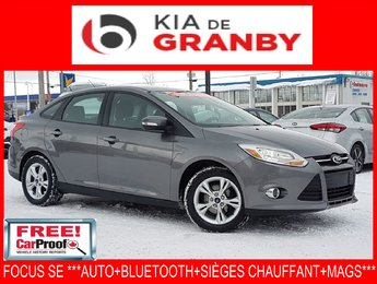 Ford Focus 2013 SE**TOIT+BLUETOOTH+MAGS***