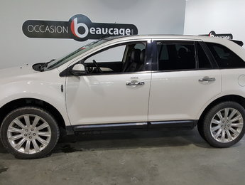 Lincoln MKX 2013 AWD cuir, navigation, toit ouvant