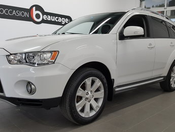 Mitsubishi Outlander 2010 XLS AWD, 7 places, cuir toit ouvrant