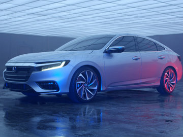 New Honda Insight planned for Detroit Auto Show