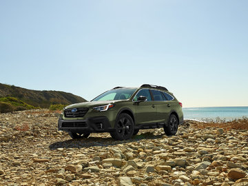 The 2020 Subaru Outback: Equipped to Handle Anything
