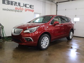 2017 Buick ENVISION 2.5L 4 CYL AUTOMATIC AWD