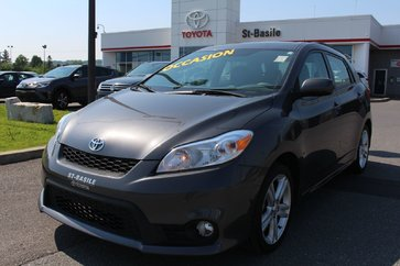 Toyota Matrix S TOURING MAGS TOIT BLUETOOTH AIR CLIMATISE 2014