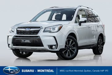 Subaru Forester XT Limited 2017