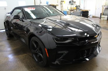 2017 Chevrolet Camaro SS 6.2L 8 CYL AUTOMATIC RWD 2D COUPE - CONVERTIBLE