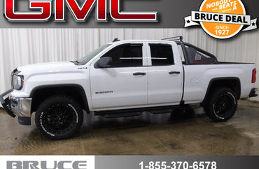 2017 GMC Sierra 1500 WT 5.3L 8 CYL AUTOMATIC 4X4 EXTENDED CAB | Photo 1