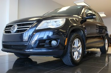 2009 Volkswagen Tiguan COMFORTLINE 2.0L 4 CYL TURBOCHARGED AUTOMATIC AWD