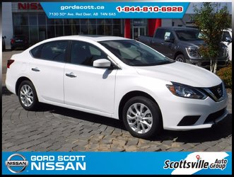 2017 Nissan Sentra 1.8 SV Style Package
