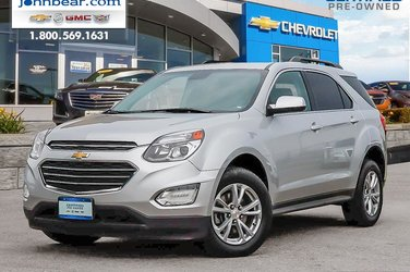 2017 Chevrolet Equinox LT w/2FL  HEATED SEATS AND MORE