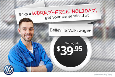 Holiday Service from $39.95