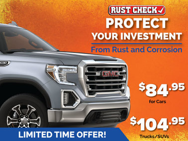 Beat the Rust...and the Rush!