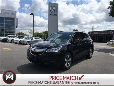 Acura MDX AWD LEATHER SUNROOF 7 SEATER 2015