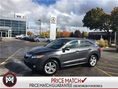 Acura RDX AWD LEATHER TECHNOLOGY PACKAGE 2015