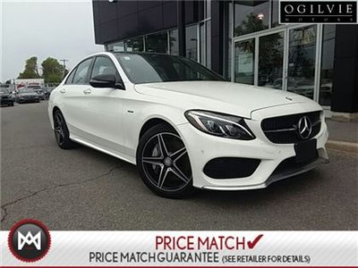 Pre Owned 2016 Mercedes Benz C450 Amg Burmester Surround