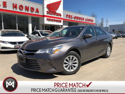 2017 Toyota Camry LE* BLUETOOTH! BACK UP CAMERA!