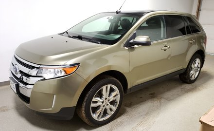 2013 Ford Edge Limited AWD|Warranty|Fully Loaded