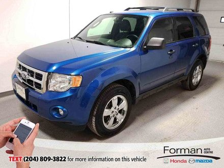 2012 Ford Escape XLT Low Kms Rmt Start Pwr Seat Local Clean