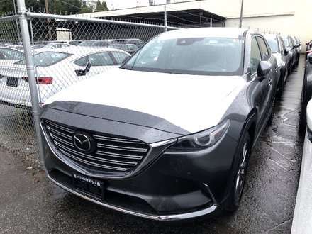 2019 Mazda CX-9 Signature AWD with Nappa Leather. Top of the line
