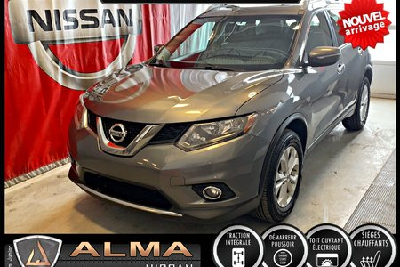 Nissan Rogue SV TRACTION INTEGRALE TOIT PANORAMIQUE 2015