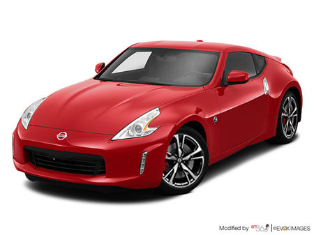 Nissan 370Z Coupe TOURING SPORT 2018 - photo 1