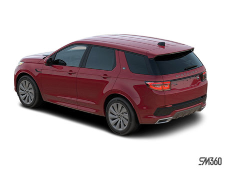 Land Rover Discovery Sport R-DYNAMIC SE 2020 - photo 3