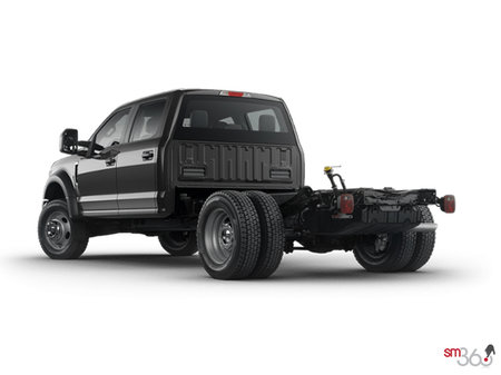 Ford Chassis Cab F-550 XL 2019 - photo 4
