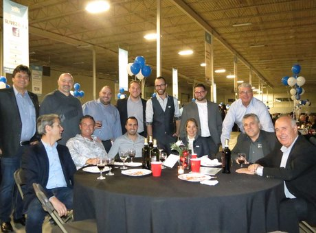 Auto Durocher's First-Ever Oyster Party