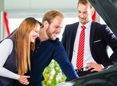 Three tips to help you buy a pre-owned vehicle