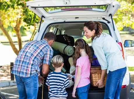 What to bring in a car for a road trip during Labor Day weekend