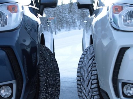 Here are some tips to prepare your vehicle for the arrival of winter