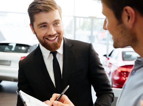 The Daily Life of an Automotive Sales Representative